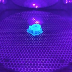 Technologia SLA-Żywica High Temp-Naświetlanie UV części przerzutki rowerowe