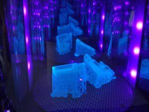 Technologia SLA-Żywica High Temp-Formy odlewnicze