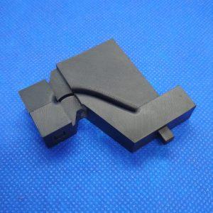 Technologia SLA-Żywica Black-Sprawdzian do kontroli jakości części lotniczej